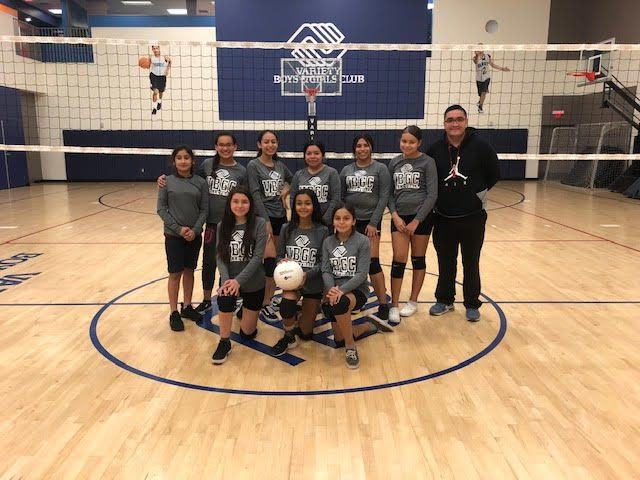 M.S.Volleyball Champs