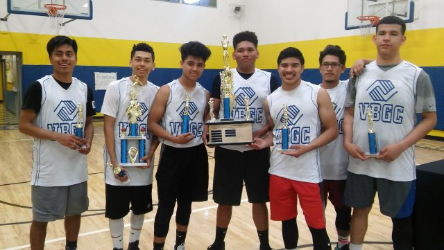 H.S. Basketball Champs